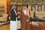 الأمير سعود بن نايف : العفو عند المقدرة من شيم الكرام ولنا في رسول الله أسوة حسنة