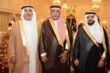 ابناء محمد بن سلطان يحتفلون بزواج أشقاءهم عبدالله ورامي في قاعة أماسي للاحتفالات بجدة