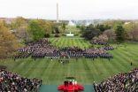 أراض شاسعة في البيت الأبيض لا يعلم عنها الكثيرون.. تشمل ملاعب وحديقة سرية