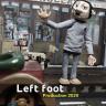 «القدم اليسرى» يحصد جائزة أفضل سيناريو خلال فعاليات مهرجان مخيم للطفولة السينمائي بالعراق