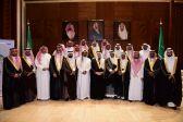 الأمير سعود بن نايف يكرم جيل الذهب للكرة السعودية