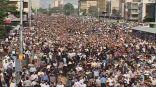 السلطات الإيرانية تواجه الإحتجاجات بالاعتداء على المتظاهرين