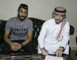 محمد آل فتيل يجدد عقده مع نادي الاهلي