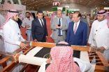 السفير العراقي يثمن جهود معرض الرياض الدولي للكتاب