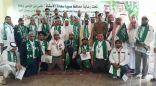 تكريم الكشافة المشاركين من صبيا في خدمة حجاج بيت الله الحرام
