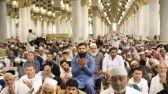 إمام المسجد النبوي: البصيرة في الدين من أعظم النعم