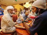 """6 لجان فرعية بـ""""جامعة طيبة"""" تُقَدم خدماتها لحجاج بيت الله الحرام"""