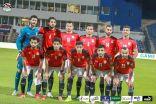 بعثة المنتخب المصري لكرة القدم تعود إلى القاهرة قادمة من الجابون