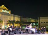 الماريمبا تبهر المشاهدين بالمتحف القومي للحضارة المصرية بالفسطاط
