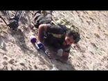 بالفيديو : شجاعة مراسل العربية في مواجهة مليشيا الحوثي