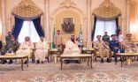 محمد بن سلمان: أحتاج إلى عمل جميع رجال القوات المسلحة معي لتحقيق الأفضل للمملكة