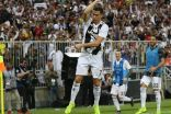 كريستيانو رونالدو يتوج بالكأس الأول مع يوفنتوس على حساب ميلان