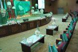 جامعة الإمام عبدالرحمن تشارك في احتفالات اليوم الوطني الـ ٨٨