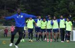 النصر يواصل تدريباته ويلاعب المنتخب الأولمبي العماني في ثاني لقاءاته الودية بمعسكره في تركيا