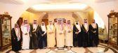 """الأمير سعود بن نايف يكرم رواد رياضة الشرقية من جيل الثمانينات لجائزة """" عطاء ووفاء """""""
