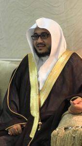 فضيلة رئيس المحكمة العامة بمحافظة بارق يهنئ القيادة بمسيرة 91 عاماً من العطاء