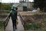مركز الملك سلمان للإغاثة يواصل توزيع وجبات الإفطار على السوريين