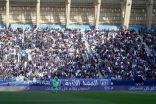 دوري محمد بن سلمان للمحترفين.. جماهير الهلال تكتسح الجولة الـ16