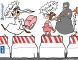 أطرف الكاريكاتيرات حول العودة إلى المدارس