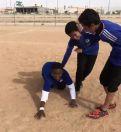 الأميرمحمد بن فيصل يوجه بتكريم الطالب صاحب لقطة احتفالية جوميز