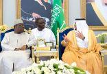 شاهد: رئيس السنغال يصل الرياض