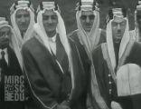 فيديو نادر لزيارة الملك فيصل لبريطانيا عام 1932 حينما كان وزيراً للخارجية