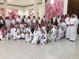 أسرة آل يحيى تزف الدكتور خالد في عروس المصائف