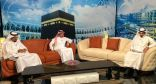 محمد الجهني و بخيت طالع .. ضيفا (اقرأ) الفضائية في حديث الحج