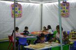 """أكثر من 300 طفل استقبلتهم خيمة الطفل بمهرجان """" ليالي شرقية"""" منذ انطلاقه"""