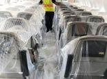 """""""الخطوط السعودية"""" تحدّث مقاعد طائراتها من طراز """"إيرباص A320"""""""