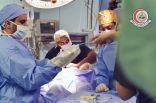 نجاح عملية فصل التوأم السيامي شيخة وشموخ بمستشفى الملك عبدالله التخصصي للأطفال