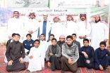 مدير تعليم شرق الرياض يدشن برنامج بسطات بمتوسطة سيبويه
