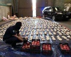لبنان يحبط تهريب شحنة كبتاجون إلى المملكة