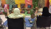 برنامج دوخلتي أثار حنين مسنات رعاية الدمام إلى الزمن العريق