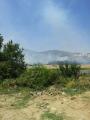 مدني النماص يسيطر على حريق اندلع على مساحة 600 متر