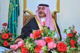 """سمو أمير الباحة : """" عاصفة الحزم """" قرار حكيم يهدف لتحقيق المصلحة لكافة شعوب المنطقة"""