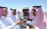 أمير عسير يتفقد الاستعدادات على آخر نقطة حدودية بين المملكة واليمن,, صور