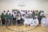 الاحتياجات الخاصة ..برنامج وطني لدعم الألعاب البارالمبية في المملكة