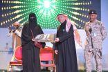 """في مبادرة هي الأولى من نوعها بالجنادرية.. زائرة لجناح منطقة مكة تفوز بسيارة """"BMW"""""""