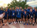 لقطة إنسانية رائعة من لاعبي أيسلندا تجاه حارس نيجيريا