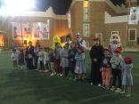 كشافة وزارة التعليم تنشر البهجة في نفوس أطفال الجنادرية