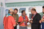 شخصيات رسمية وكشفية بولندية تشيد بحضور الكشافة السعودية على الساحة العالمية