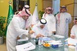 """الأمير سلطان بن سلمان يدشن نظام """"نظام الذاكرة المؤسسية"""" بالهيئة العامة للسياحة والتراث الوطني"""