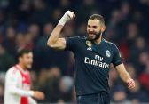 ريال مدريد يفوز بشق الأنفس على أياكس في دوري الأبطال