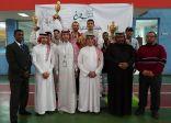 ختام بطولة المملكة للمبارزة للبراعم والناشئين و الدوسري توج الفائزين على صالة مدارس النموذجية في الرياض
