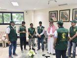 سفير المملكة لدى اندونيسيا يلتقي فريق مركز الملك سلمان للإغاثة