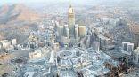 حالة الطقس ودرجات الحرارة في مكة والمدينة المنورة والمشاعر المقدسة