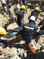 وفاة عامل باكستاني بعد انهيار جبلي على طريق السودة
