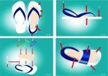 طبيب سعودي يبتكر حذاءً طبيًّا للحجاج يمنع تقرحات الأقدام ويساعد على علاجها