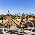 """دراجات الهوائية مصنوعة من """"كبسولات قهوة"""""""